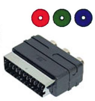 Scart-Adapter RGB