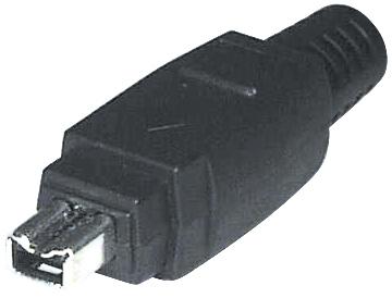firewire stecker 4 polig willkommen bei. Black Bedroom Furniture Sets. Home Design Ideas