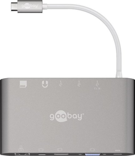 Adapter USB-C Multiport All-in-one